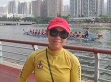 Lesley Yip is fundraising for TWGHs Halloween Charity Run