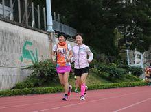 鄭素素 +郭琼 is fundraising for PFS Fearless Dragon Charity Run 2017