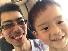 Chris Yiu 正為「香港防癌會」籌款