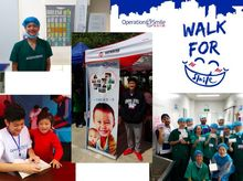 Anton Chiu is fundraising for 2020 WALK FOR SMILES