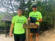 Blister Brothers is fundraising for SPHC's Hike for Hospice Month - on April