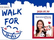 Natalie Lau  is fundraising for 2020 WALK FOR SMILES