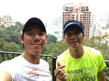 Jeff Wong and Danny Chu is fundraising for PFS Fearless Dragon Charity Run 2017