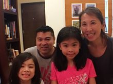 The Chen Family is fundraising for Mother's Choice 30th Anniversary Walkathon
