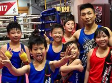 Michael Chu is fundraising for Energy Fight 2017 (Round 2)  Kickboxing Competition