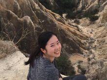 Bonnie Wong 正為「香港防癌會」籌款