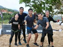 Team BIRD mo Ger is fundraising for Outward Bound Adventure Race 2019