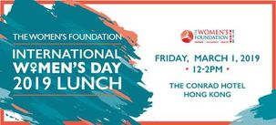 International Women 's Day 2019 Lunch