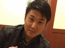 Victor 正為「香港防癌會」籌款