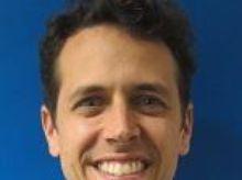 Adam Meyers-Spector 正為「香港防癌會」籌款