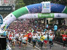 Andrew Ladommatos is fundraising for THE STANDARD CHARTERED HONG KONG MARATHON 2021
