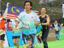 Ken choi 正為「香港防癌會」籌款