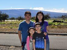 Anthony Yau's Family 正為「協青慈善行2017」籌款