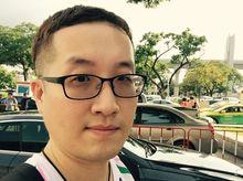 Jonas Cheung 正為「香港防癌會」籌款