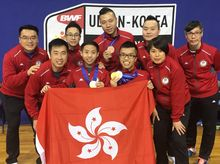 K Lui is fundraising for Hong Kong Paralympic Committee & Sports Association for the Physically Disabled