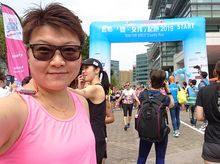 """Carrie Law is fundraising for UNHCR : """"2 BILLION KILOMETRES TO SAFETY"""" for refugee shelters"""