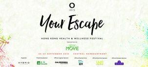 IRIS: Your Escape 香港健康生活節