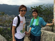 Lin Chun On & Cheung Suk Yi Idy is fundraising for PFS Fearless Dragon Charity Run 2017