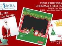 Do the Magic Santa Dance, OSC MBA Charity Challenge - 2017 (HKUnited)