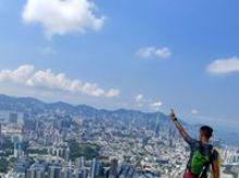 Anthony Yip 正為「香港防癌會」籌款
