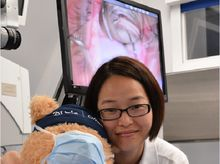 """Portia Chan is fundraising for """"Seeing is Believing""""- Orbis"""