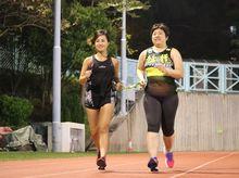 蝦嫂 Stephanie Kwan +陳六妹Eva Chan is fundraising for PFS Fearless Dragon Charity Run 2017