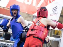 Kar Kar is fundraising for Energy Fight 2017 (Round 2)  Kickboxing Competition