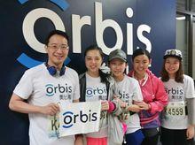 Dr. Timothy Lai 賴旭佑醫生 正為「看得見的希望-奧比斯」籌款