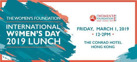 International Women 's Day 2019 Lunch