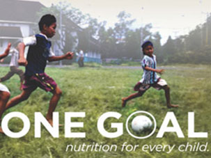 One Goal Asia Campaign - Nutrition for Every Child
